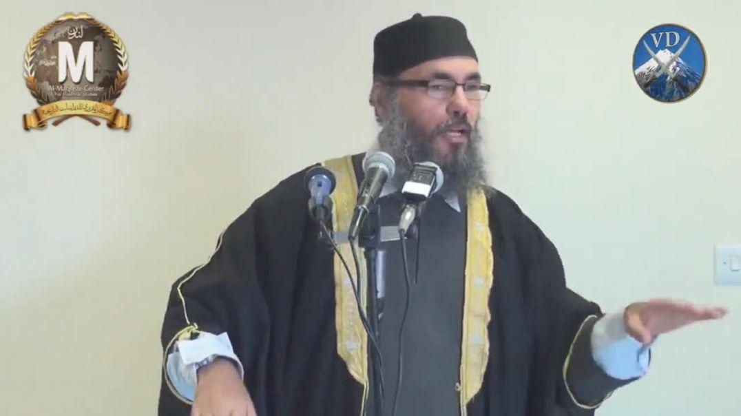 """Шейх Хани Ас-Сибаи, пятничная проповедь: """"Послание к муджахидам Кавказа"""""""
