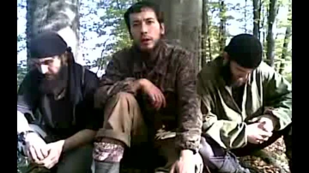 "Саид Абу Саад (Саид Бурятский) – ""Здравое слово об истишхадии"""