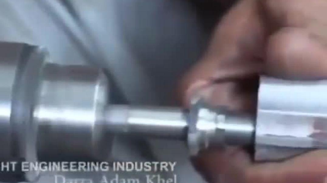 Пакистанские мастера по изготовлению оружия