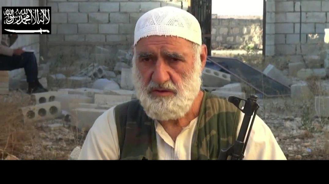 Послание с земель сражении. Говорит 75-ти летний муджахид