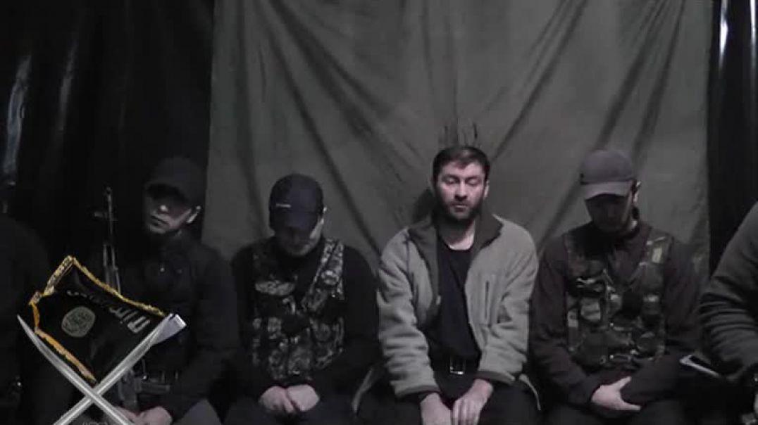 Разъяснение амира Абдуллаха о ситуации в Вилайяте КБК. Имарат Кавказ