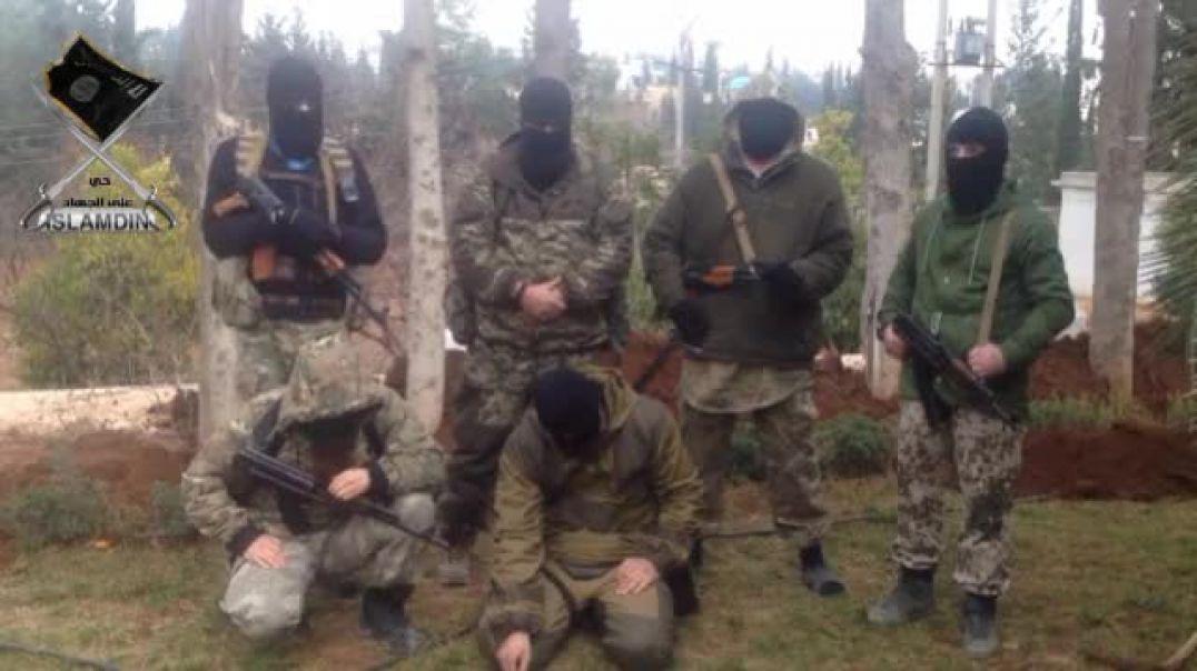 Краткое послание муджахидов Джейш мухаджирин уа ансар к Карачаевскому народу. Алеппо 2014 год.