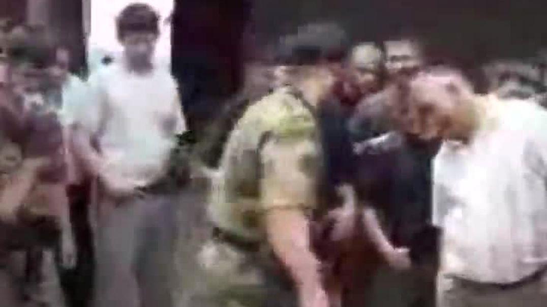 Лицемеры издеваются над телом шахида Абдул-Халима
