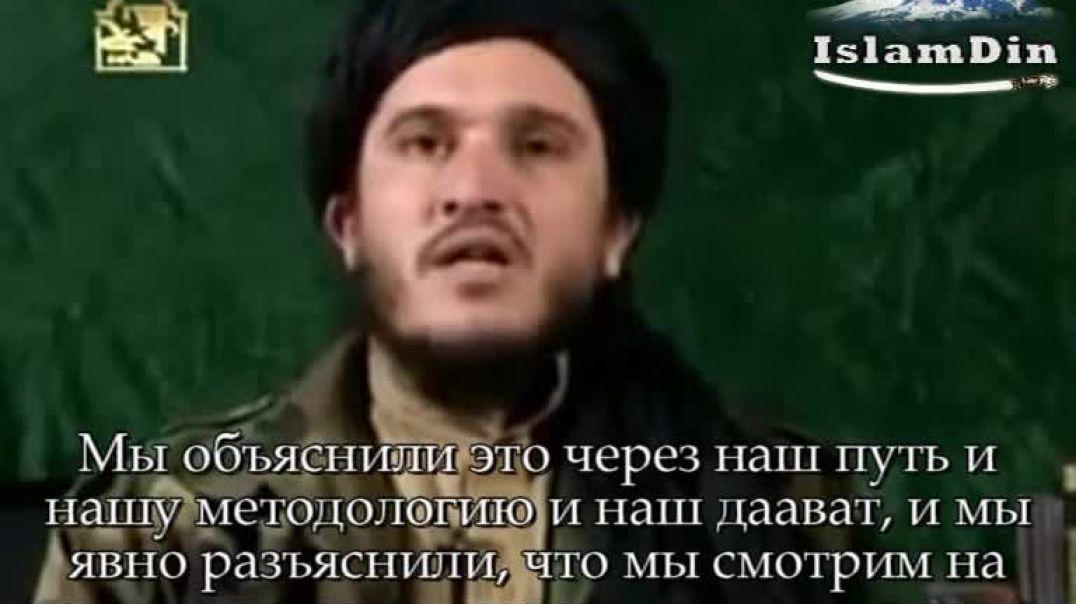 Къадий аль-Кайды АтыятуЛлах аль-Либий: О взрывах в общественных местах.