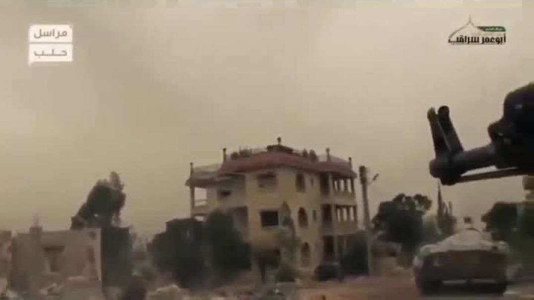Джабхат Фатх-аш-Шам ведет бои в Алеппо