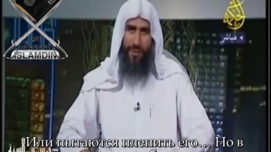 Шейх Абдус-Салям Бали: По поводу шахады Усамы бин Ладена.