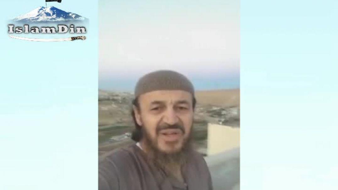 Шейх Абу Мухаммад аль-Макдиси поздравляет мусульман с праздником Ид аль-Фитр