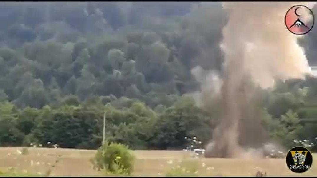 Вилаят Нохчийчоь: Диверсионные операции Ачхой-Мартановский район (2012 год)
