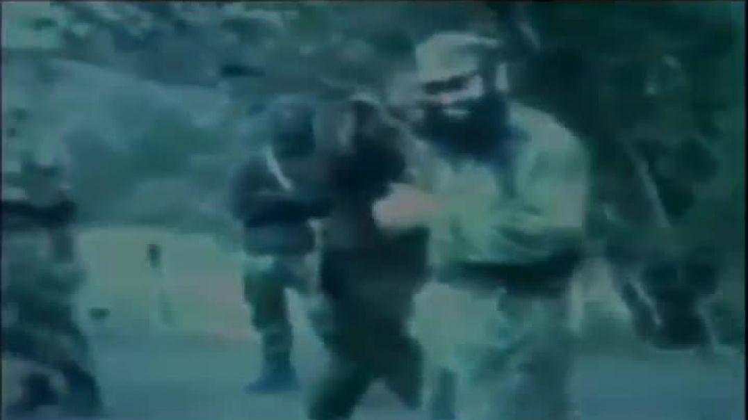 Арабские муджахиды учат чеченских воинов самообороне