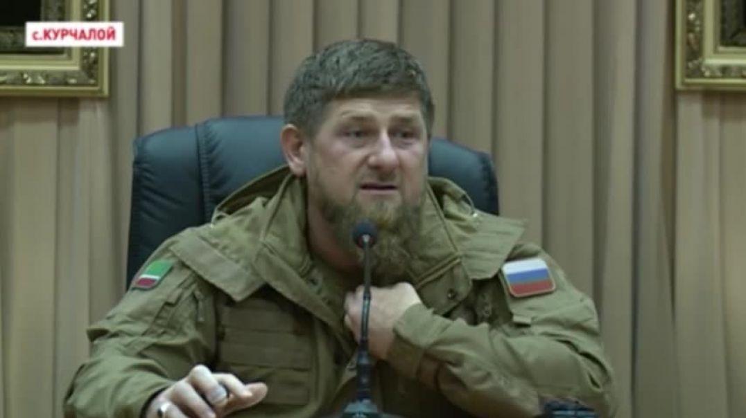 Кадыров Я правозащитник.