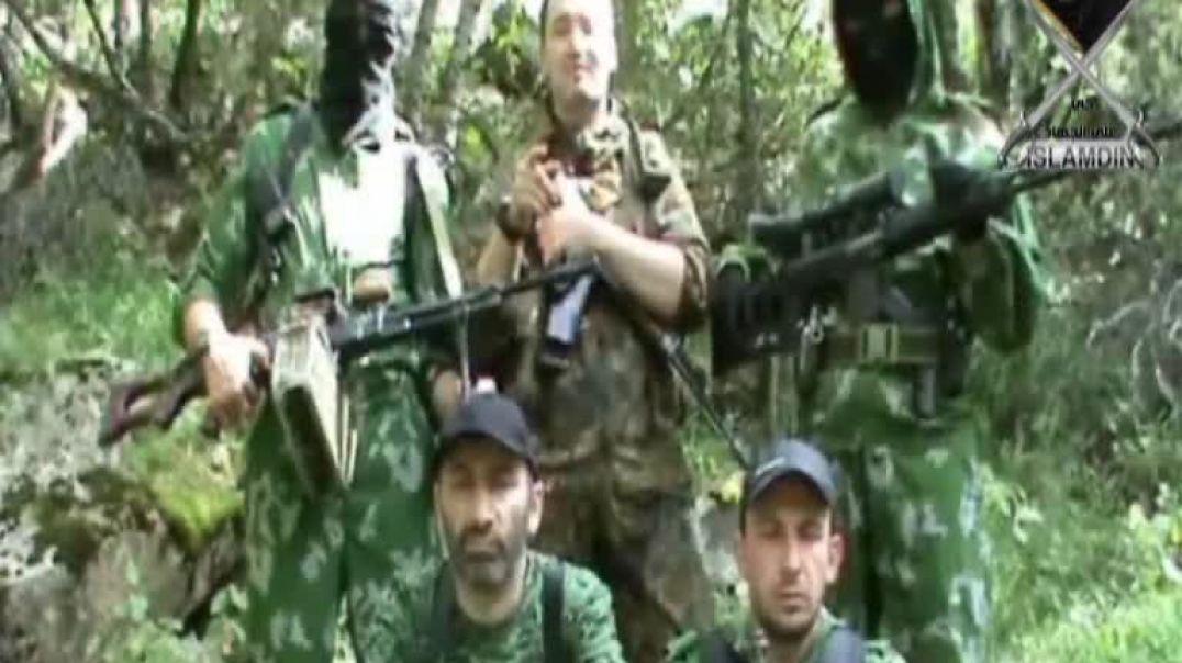 Операции муджахидов КБК - часть 1