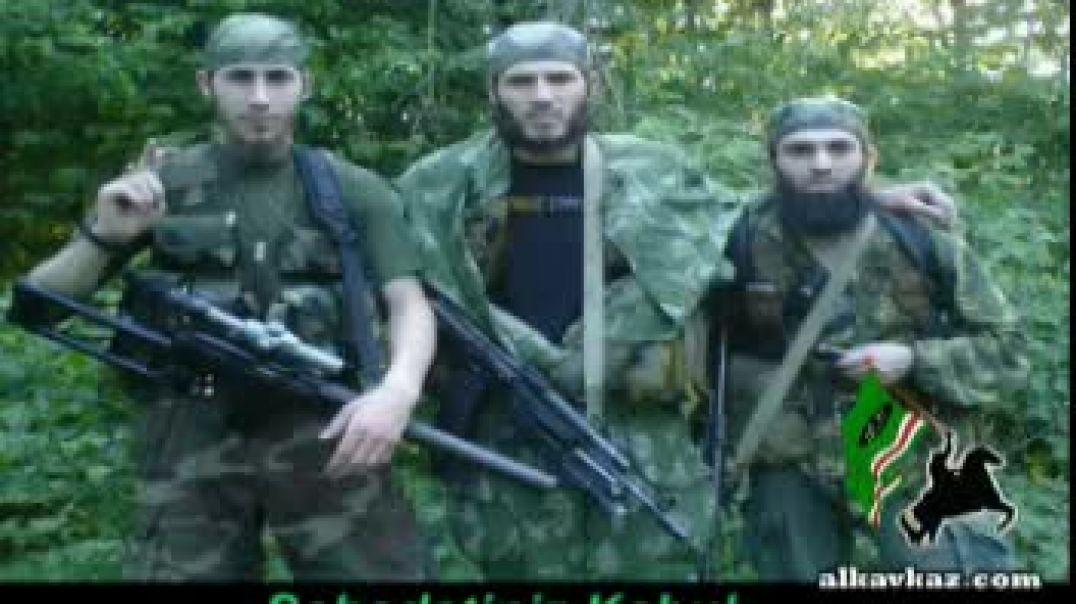Амир Заурбек и Ибрахим  Авдорхановы Шахиды Инша Аллаh