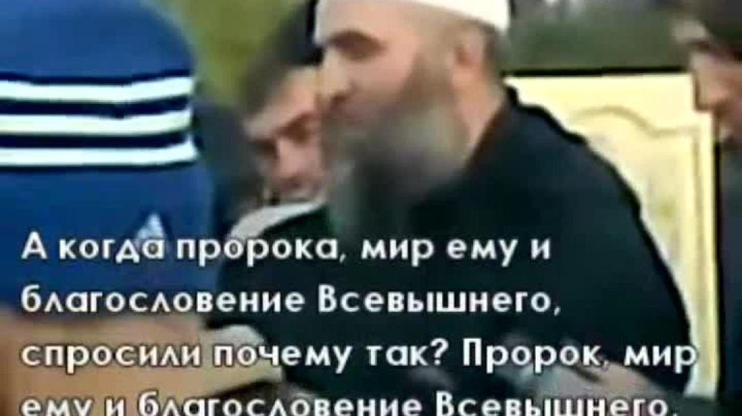 Речь на похоронах МуртулАли (шахид ин ша Аллах)