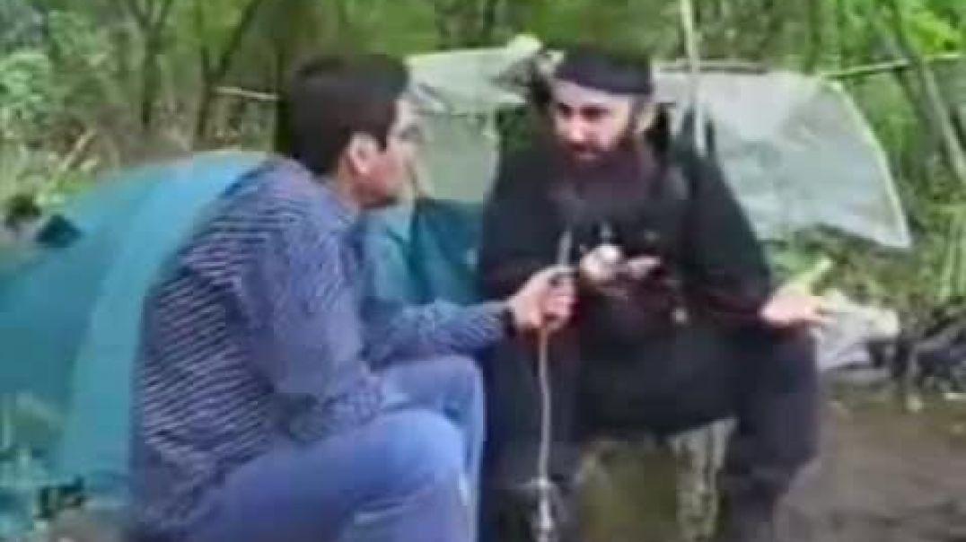 "Шамиль Басаев: ""поросята хрюкают, Джихад идёт"""