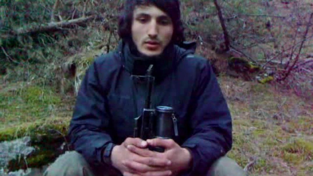 Обращение брата Муаза к своей семье записанное за несколько дней до своей шахады. Февраль – 2012 год