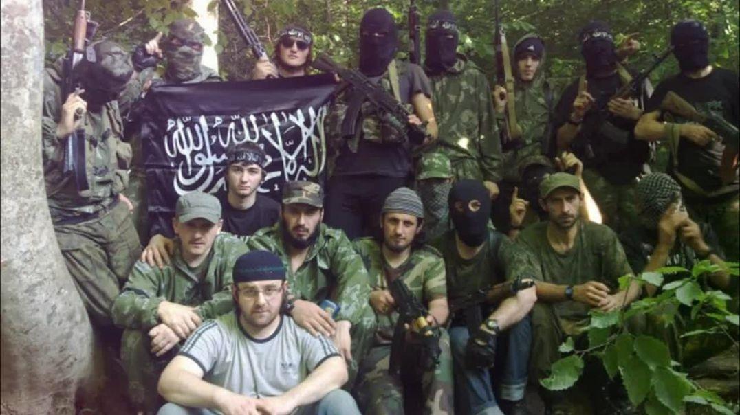 Последний звонок муджахида Шамилькалинского сектора.