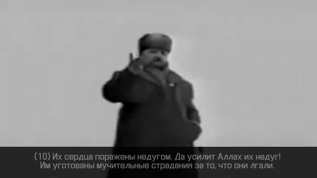 Кадыров Рамзан о войне в Чечне