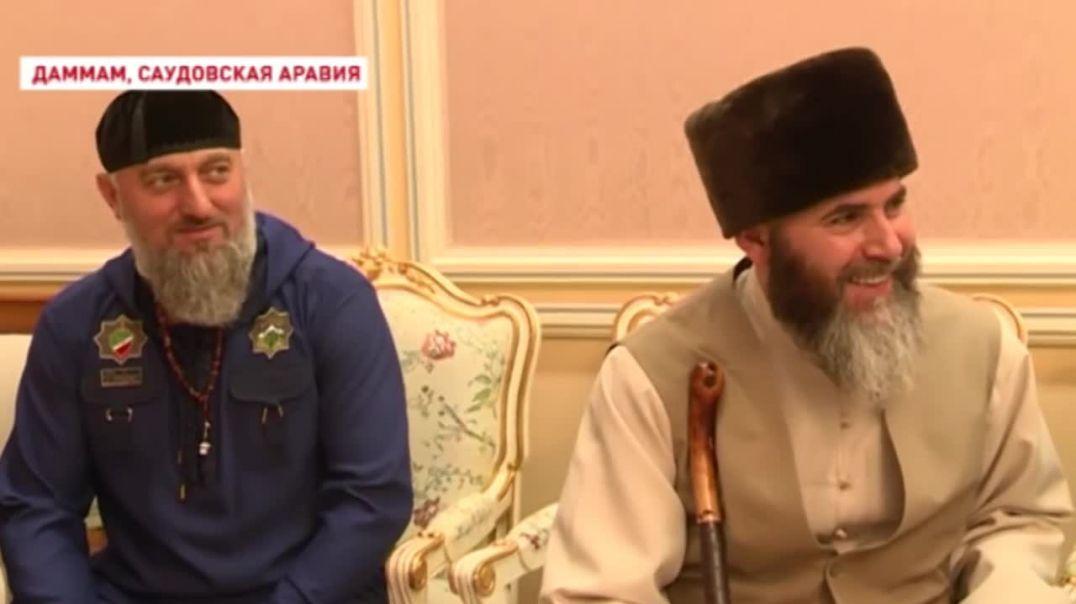 Как муфтия Межиева ваххабиты арестовали.