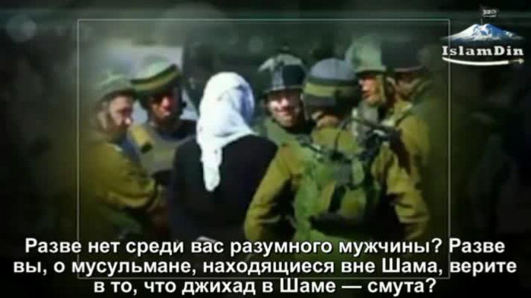 """Шейх Муслих Ильяни: """"Ревность к пленной сестре"""""""