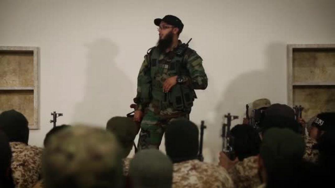 Муджахиды Шама. Сирия.
