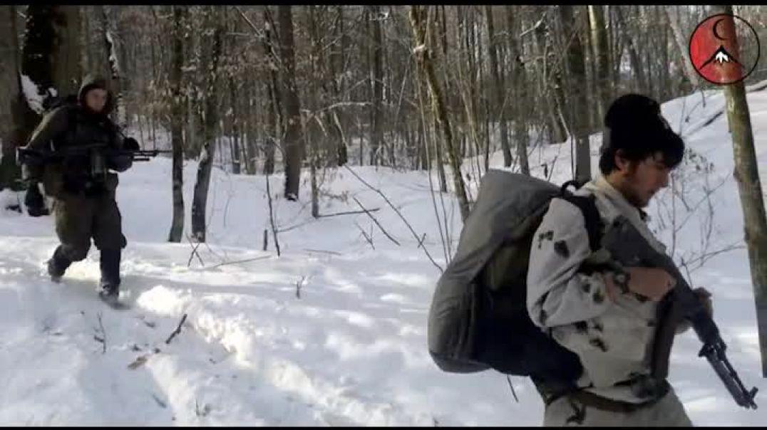 Муджахиды вилаята Нохчийчоь. Зима 1433 год (2012 год)