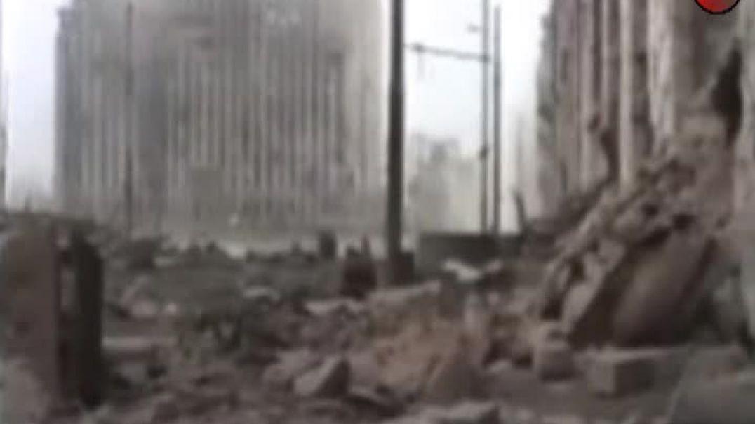 Разгром русских войск в Грозном (Джохаре) 31 декабря 1994 года - январь 1995 года