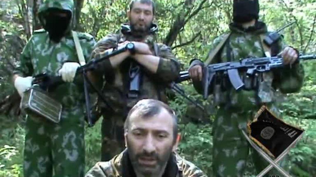 Обращение амира северо-западного сектора Мусы Вилаят КБК Имарата Кавказ
