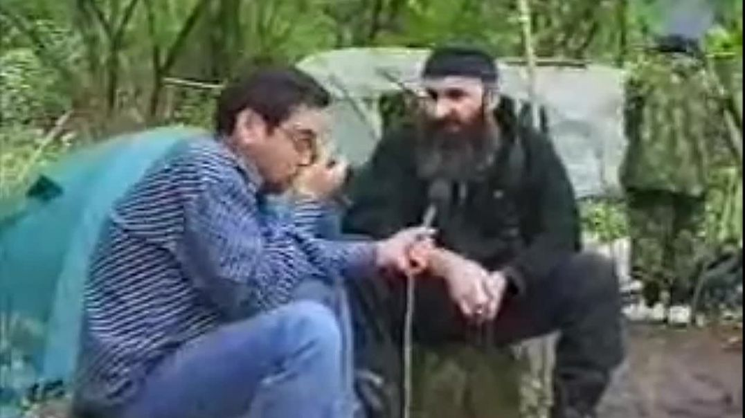 «терроист», Басаев, о власти vs  «народный лидер», Кадыров, о власти