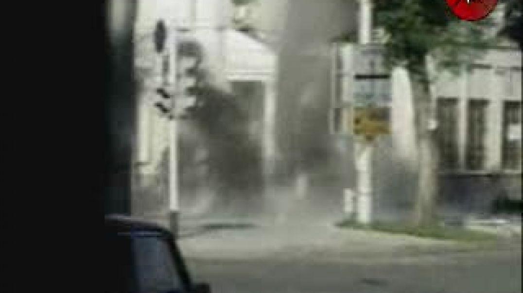 Нальчик, 13 октября 2005 год. Видеоклип на адыгском языке