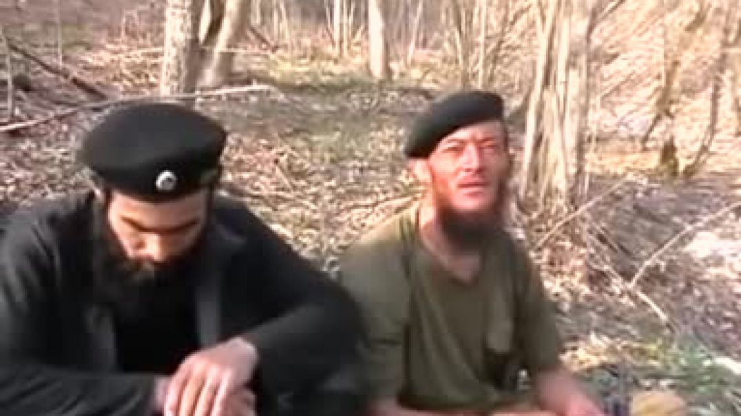 Быт Муджахидов в Чечне. 2005-2006
