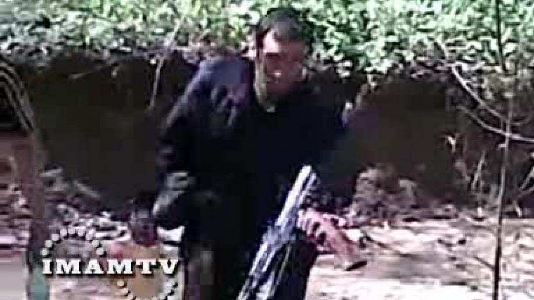 Спецоперация близ села Бамут. ИК Вилаят Нохчийчоь. 21.04.2009 гoд.