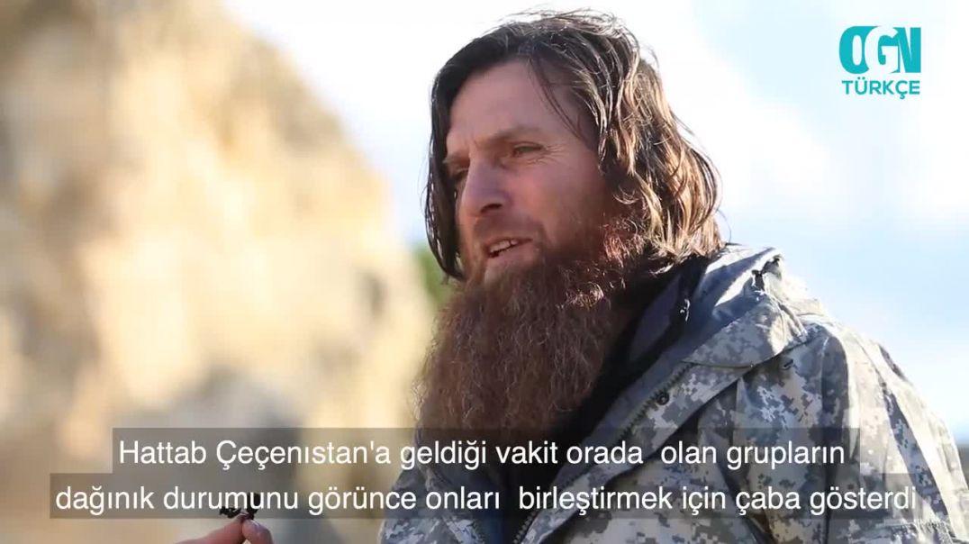 """Çeçen Komutan Müslim Şisani """"Çeçenistan'da gruplar dış düşmana karşı bir araya gelirdi. 2018"""