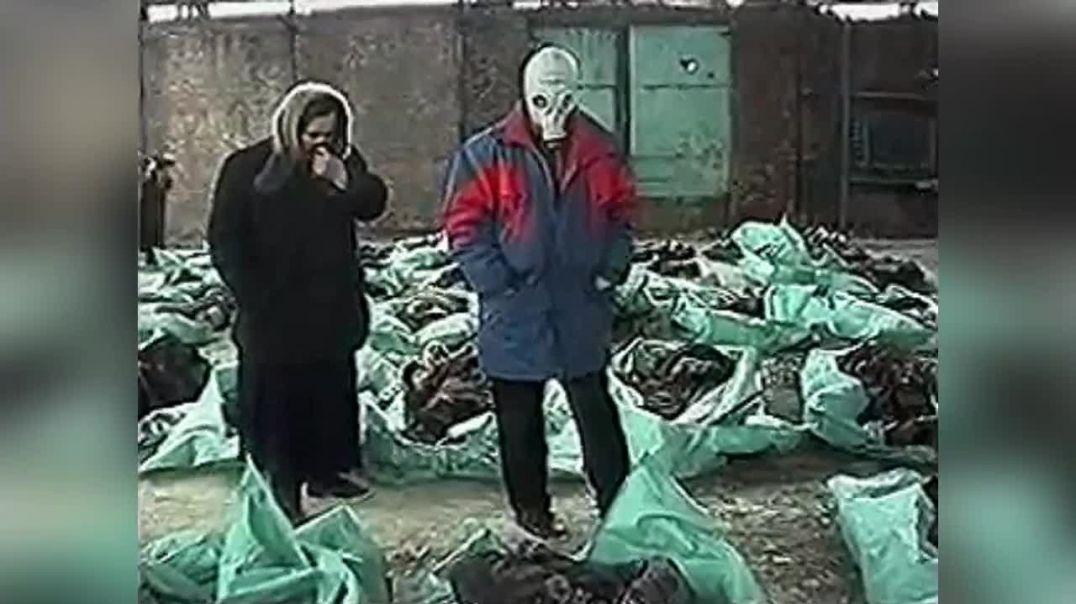 Факты военных преступлений российских оккупантов в Чечне.