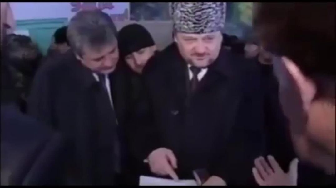 Путь Ахмата Кадырова - Запрещенный фильм