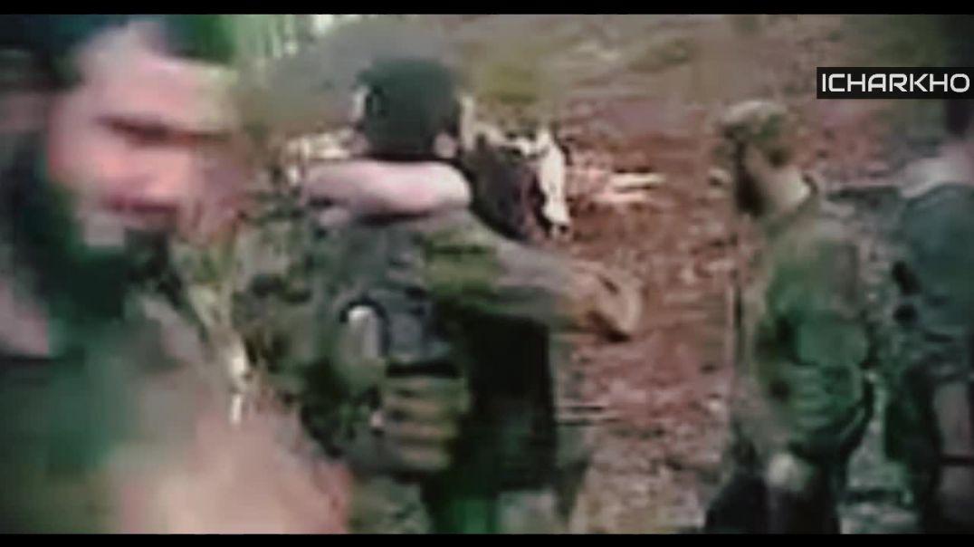 Прощание Братьев перед атакой на Хуси-Юрт (Центорой) 2010 год