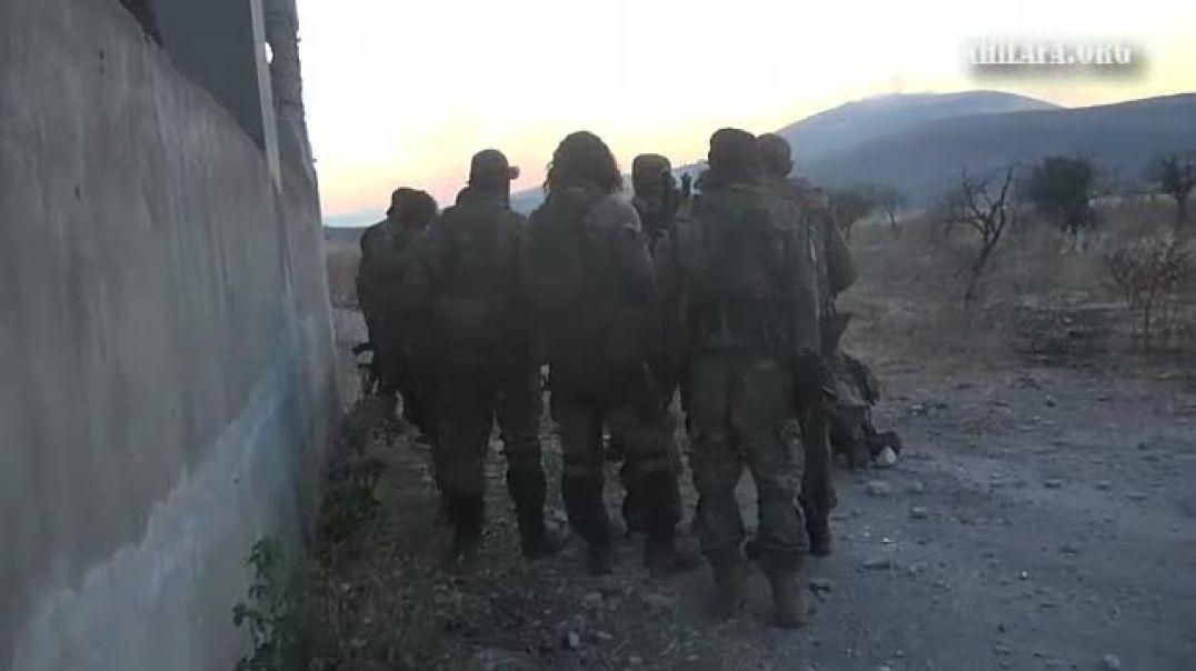 Аджнад Аль-Кавказ в Идлибе