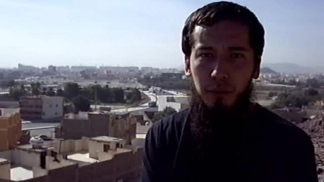 Саид Абу Саад -  Битва при Ухуде