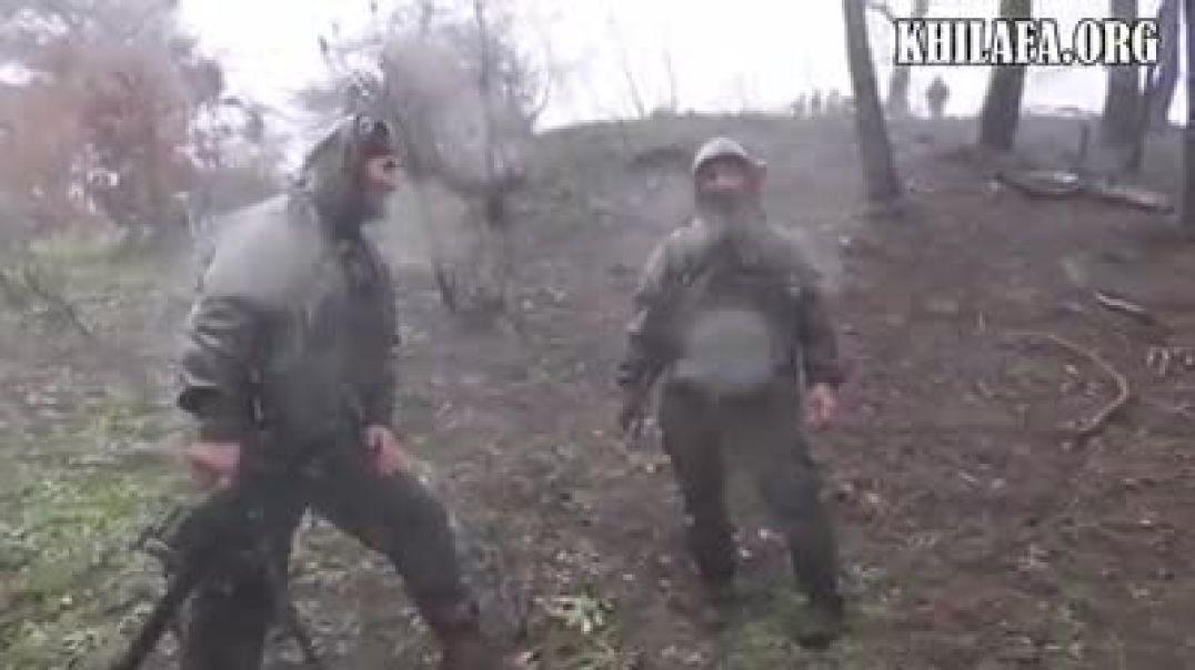 Аджнад Аль Кавказ - последняя операция в Джабаал Туркман