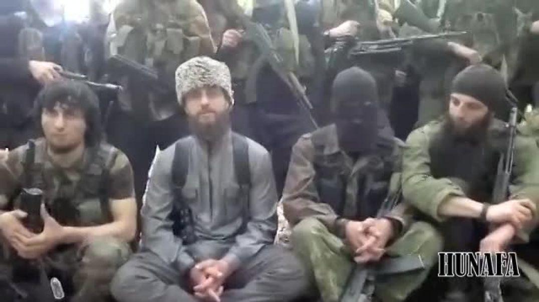Обращение муджахидов Вилаята Г1алг1айче (на инг.яз.)