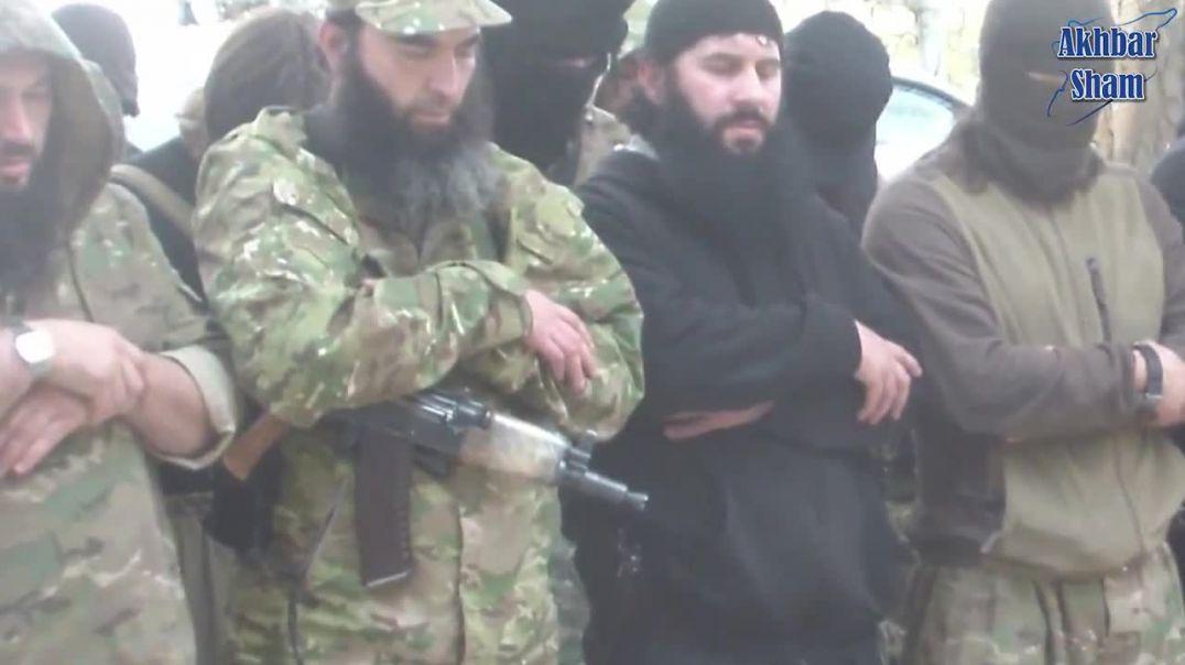 Молитва муджахидов ДМА в связи с Шахадой Амира Имарата Кавказ Докку Абу Усмана