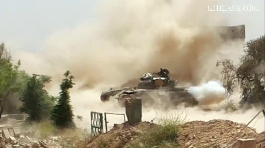 Аджнад Аль-Кавказ в боях за Аль Мастума