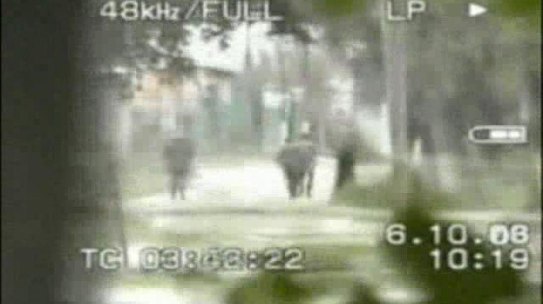 Подрыв оккупантов. г Джохар. 10 июня 2006 г.
