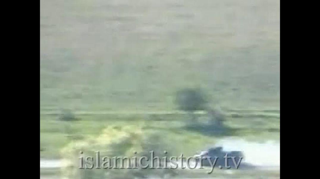 Боевaя операция в районе села Элистанжи 2006 год