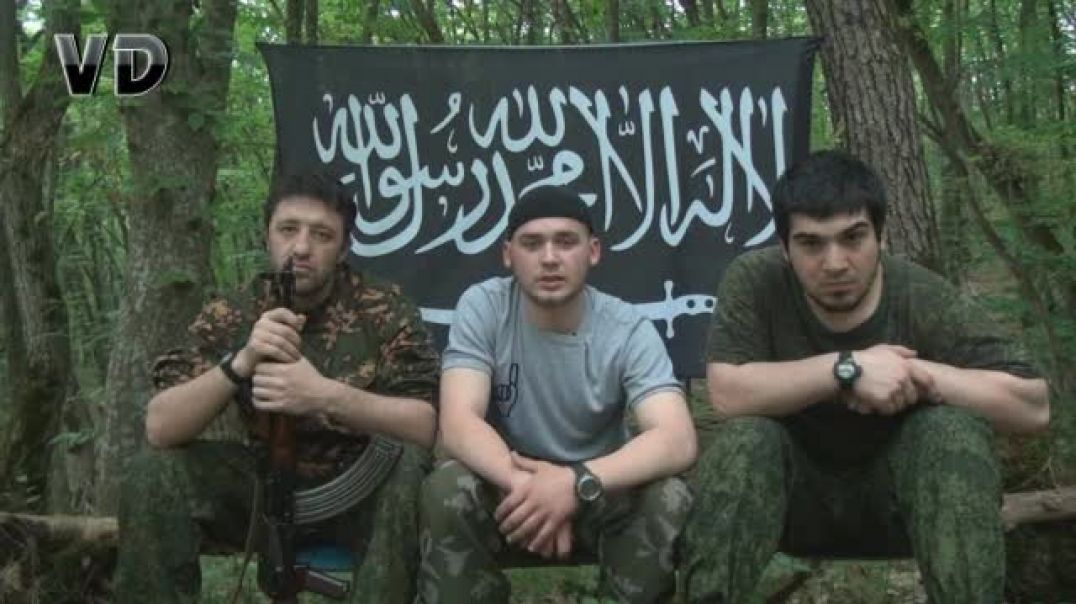 Обращение русского муджахида Абдулмалика к мусульманам.