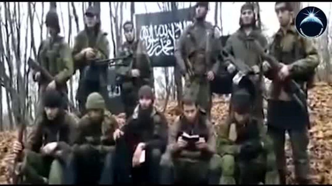 Обращение муджахидов Вилаят Нохчийчоь Имарат Кавказ перед операцией «Возмездие»