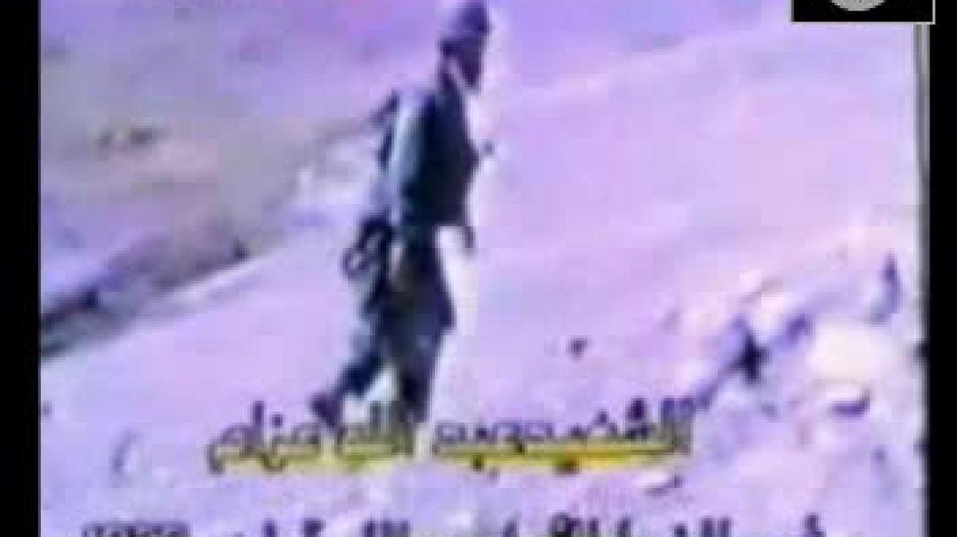 Шейх Абдулла Аззам в Джелалабаде