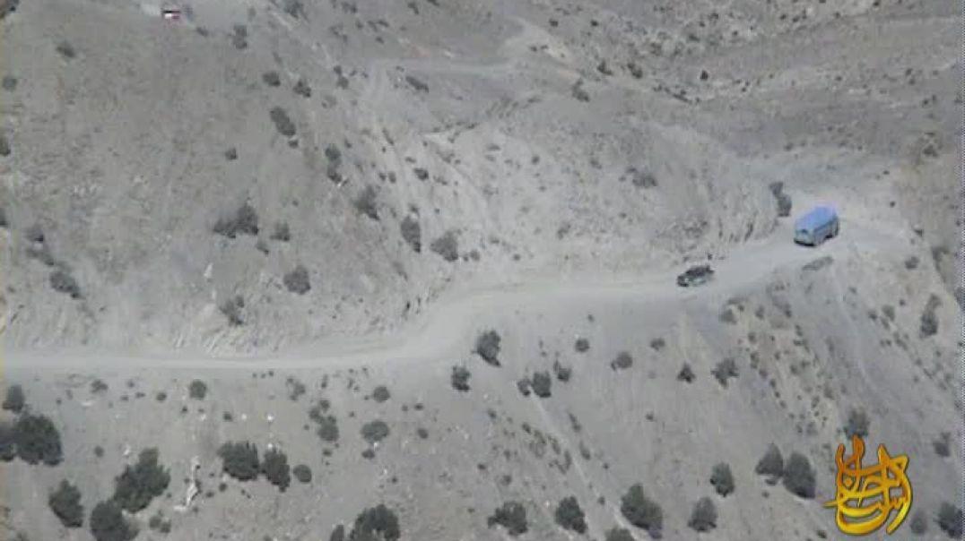 Подрыв оккупантов в Афганистане || As-Sahab Media