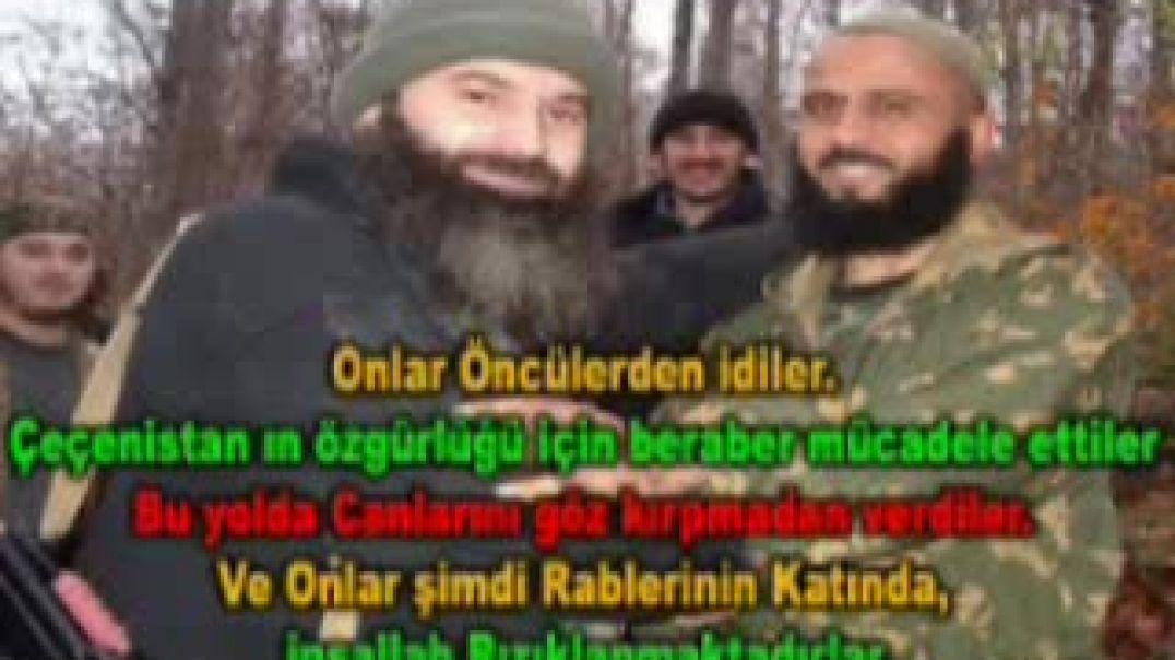 Биография Амира Абу Хафса аль-Урдани (أبو حفص الأردني) на Турецком языке