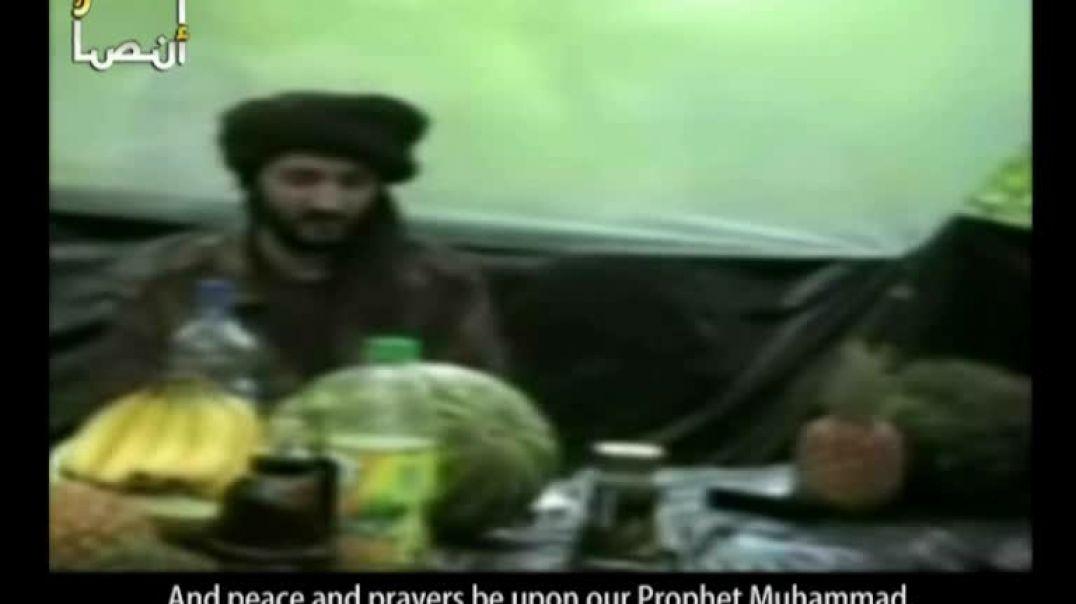 A brief reminder from Amir Sayfullah (Anzor Astemirov) of the United Province of Kabarda, Balkaria a