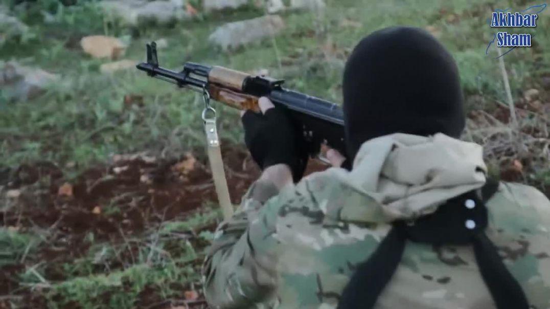 Муаскар (учебно-тренировочные базы) «Джейш аль-Мухаджирин валь-Ансар» 2014